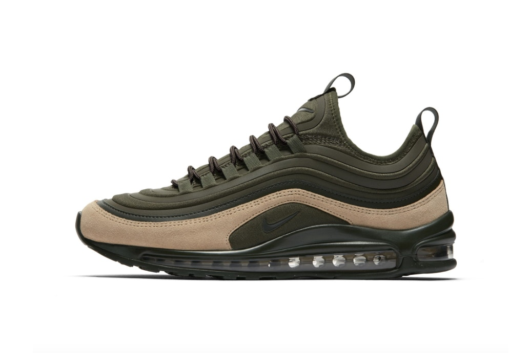 """Nike Air Max 97 Ultra New Colourway – """"Sequoia"""""""