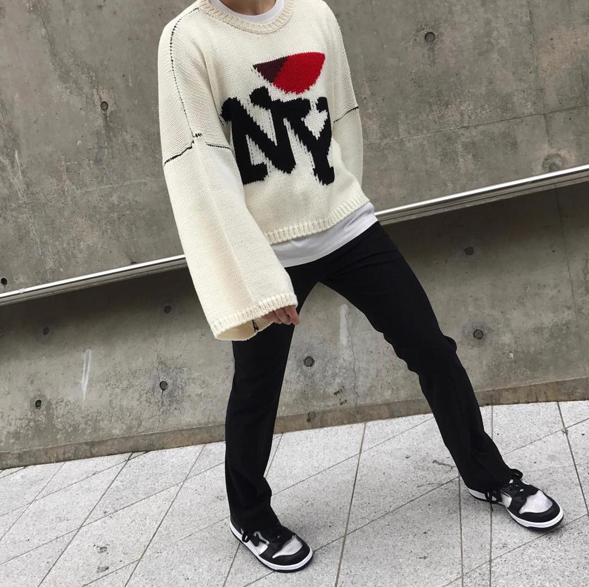 Restock: Raf Simons 'I Love NY' Sweater