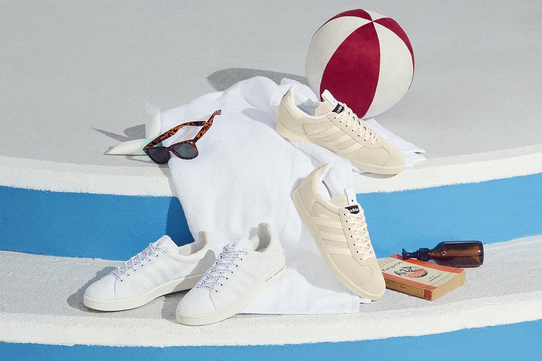 Slam Jam x United Arrows Announce adidas Consortium Sneaker Exchange Pack