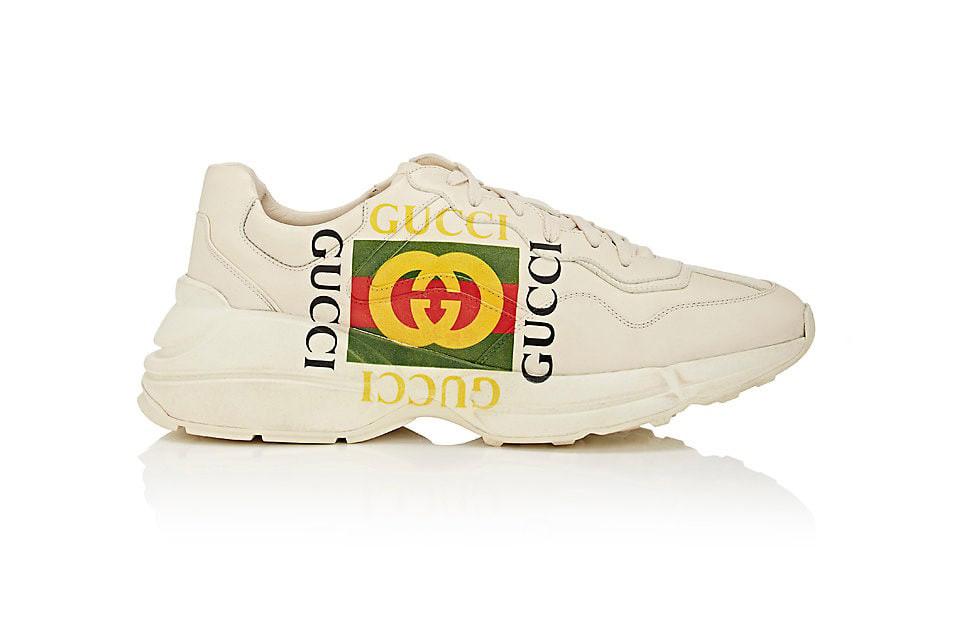 PAUSE or Skip: Gucci Reveals New Apollo Sneaker