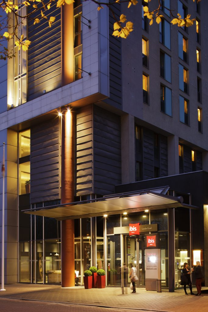 PAUSE Visits: ibis London Excel Docklands
