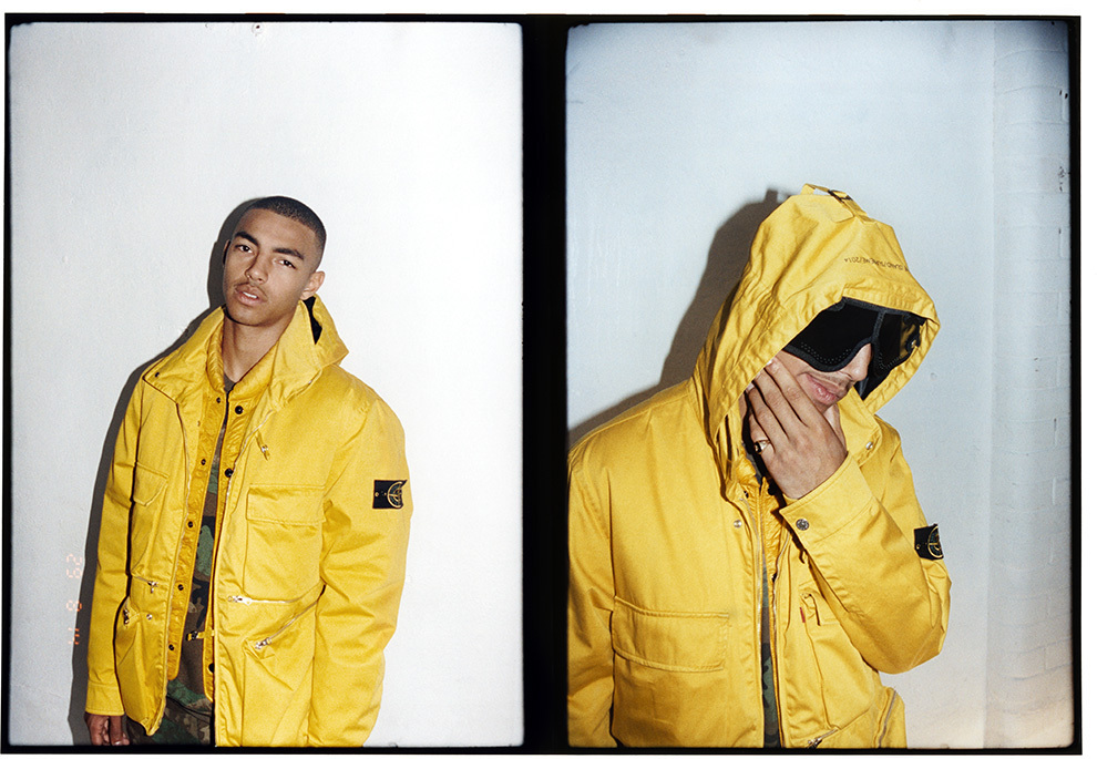 Supreme's Next Stone Island Collaboration May Drop This Week