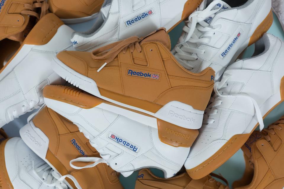 Sneaker Watch: Packer Reverses the Reebok Workout Lo
