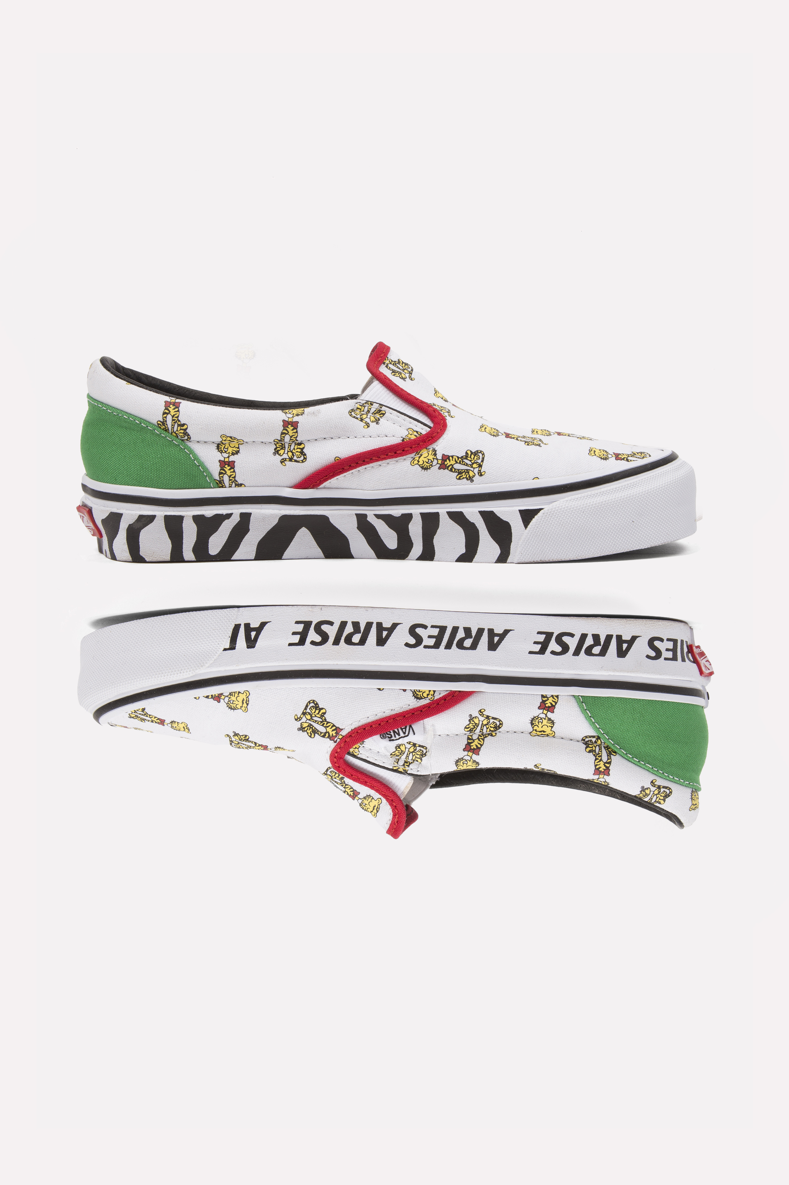 Aries and Vans Vault Collaborate on Iconic Vans Models With Uplifted Designs