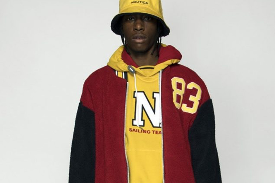 Lil Yachty and Nautica Produce a Bold and Bright Collection