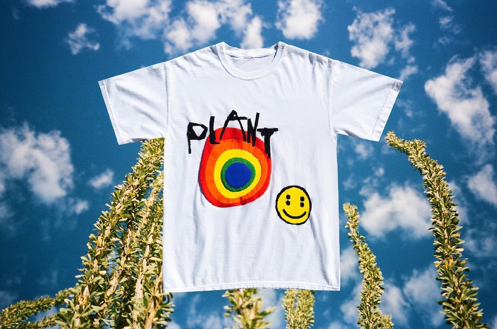 Cactus Plant Flea Market Drops a Brand New Eye-Catching Tee