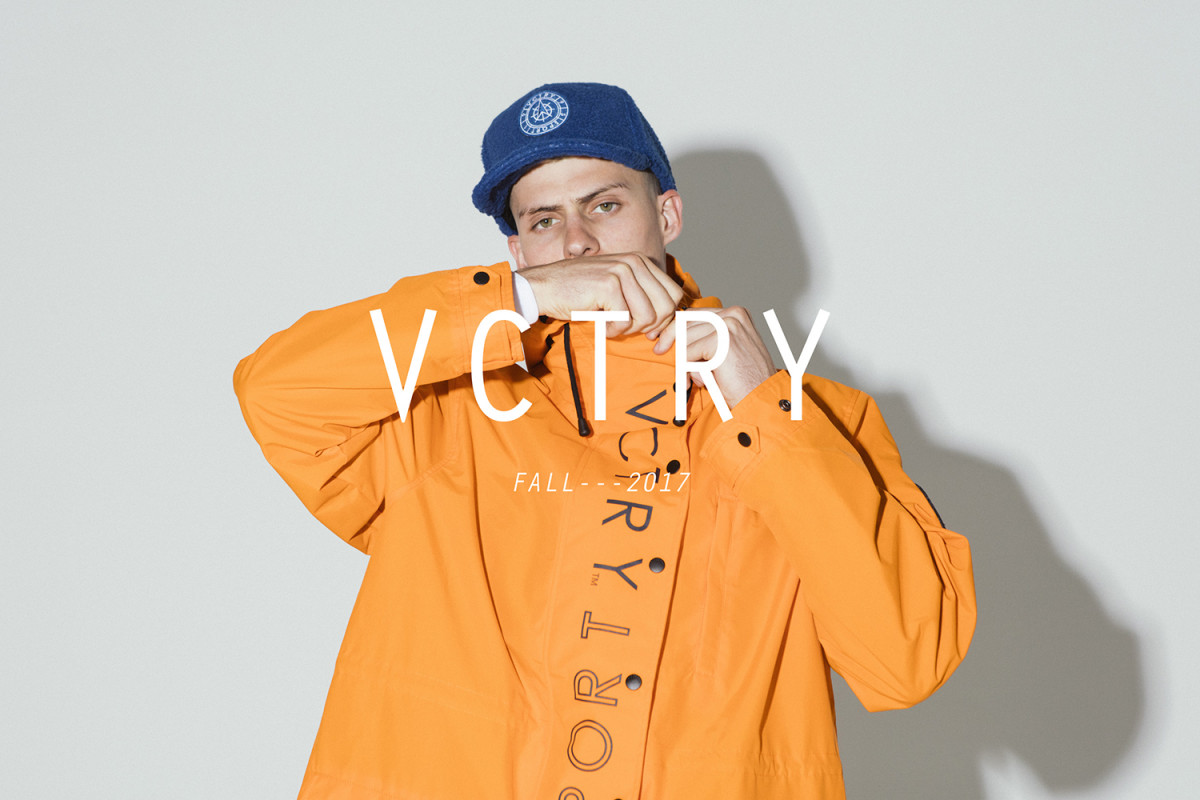 10.Deep Revealing their Fall 2017 VCTRY Collection