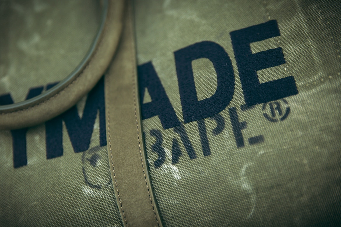 Details Regarding the BAPE x READY MADE Collection