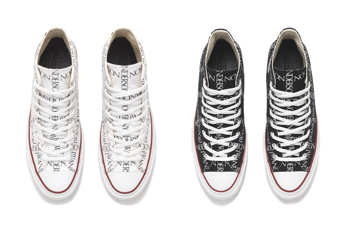 Converse and J.W.Anderson's London Pop-Up