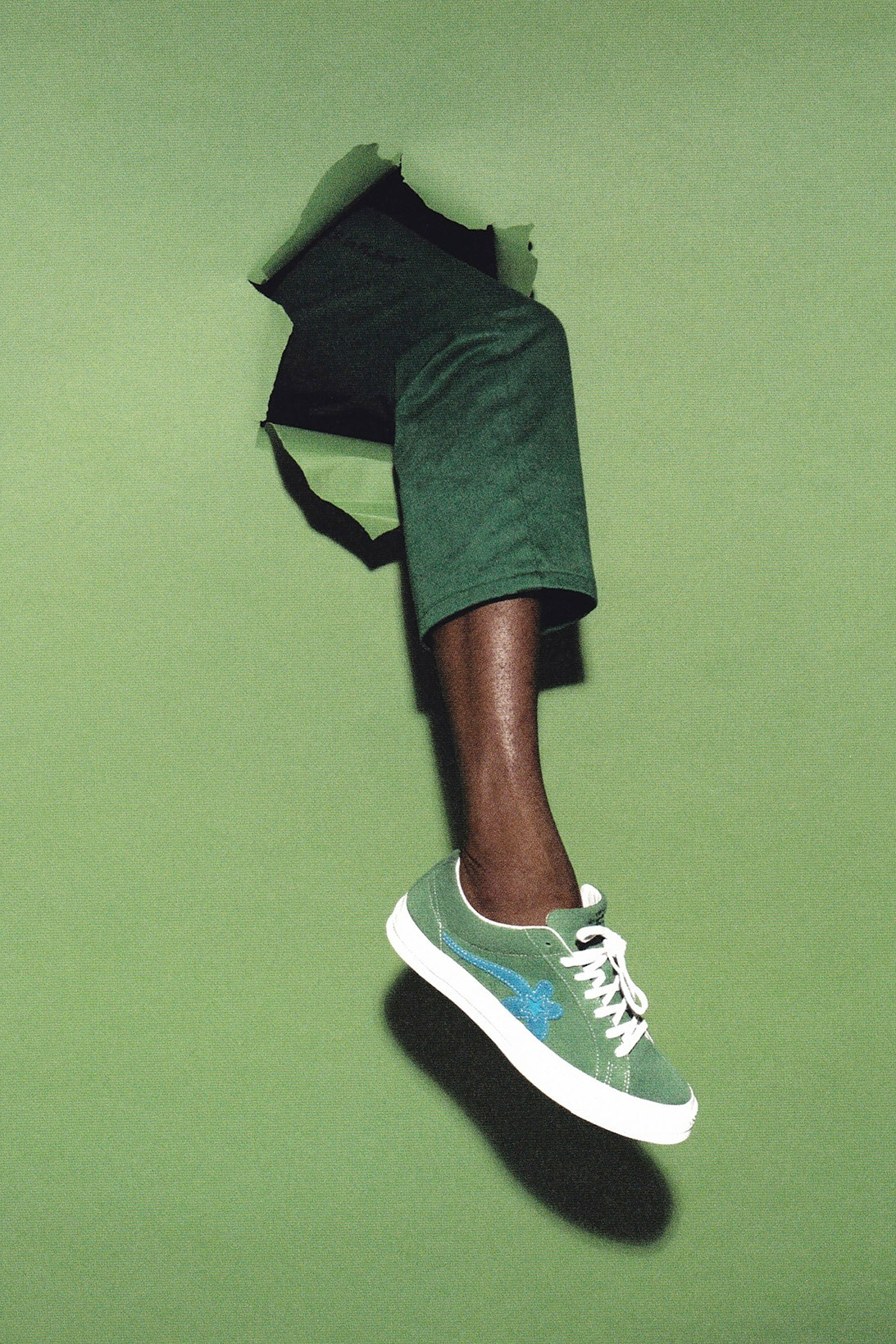 Seoul Witnessed the Release of the Converse x GOLF le FLEUR Signature Sneaker