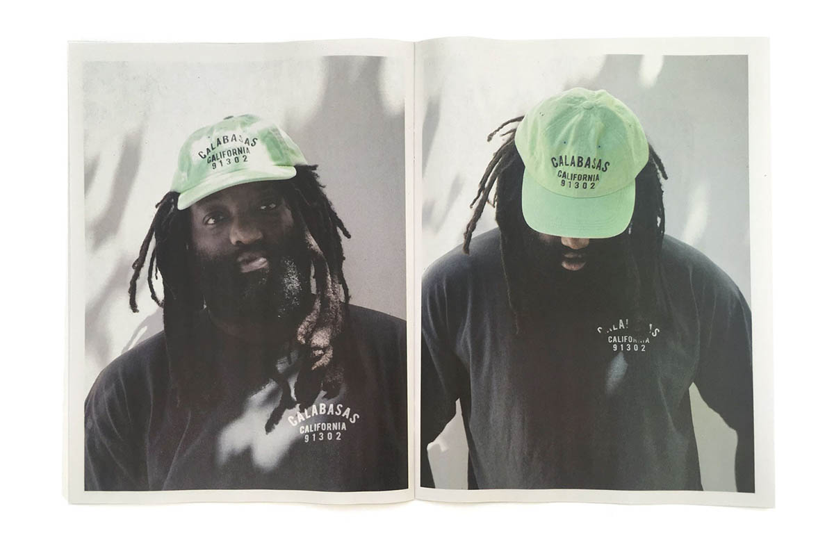 Introducing Kanye's New Calabasas Zine