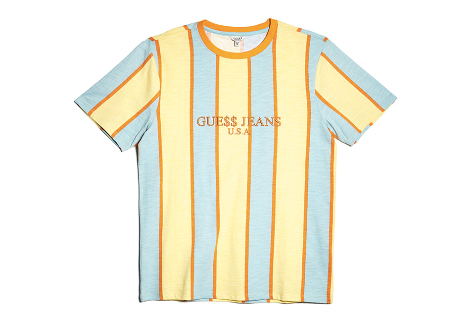A$AP ROCKY's Newest Collaboration with GUESS