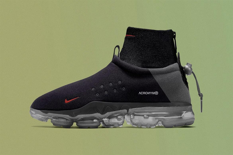 Rumors of ACRONYM Creating a Nike Sneaker Hybrid
