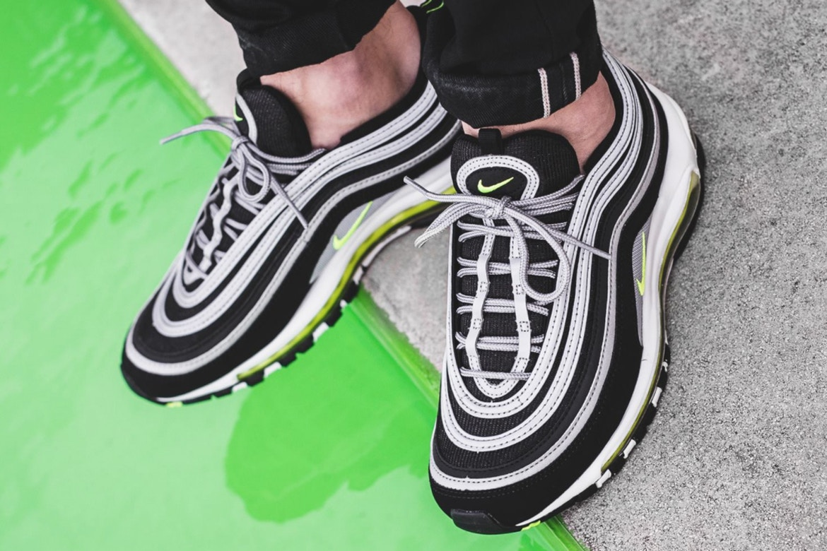 Nike is Set to Re-release the Air Max 97 'Volt'