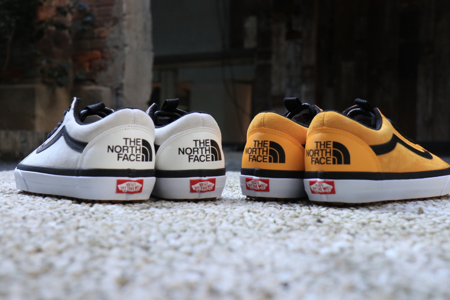 The North Face x Vans Collection Brings Us Something Special