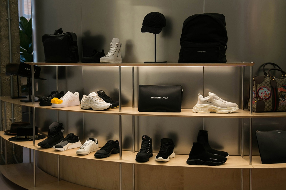 Browns Open New East London Store