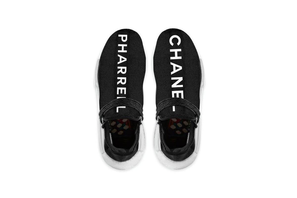 Chanel x Pharrell x Adidas NMD Drop on Nov 21