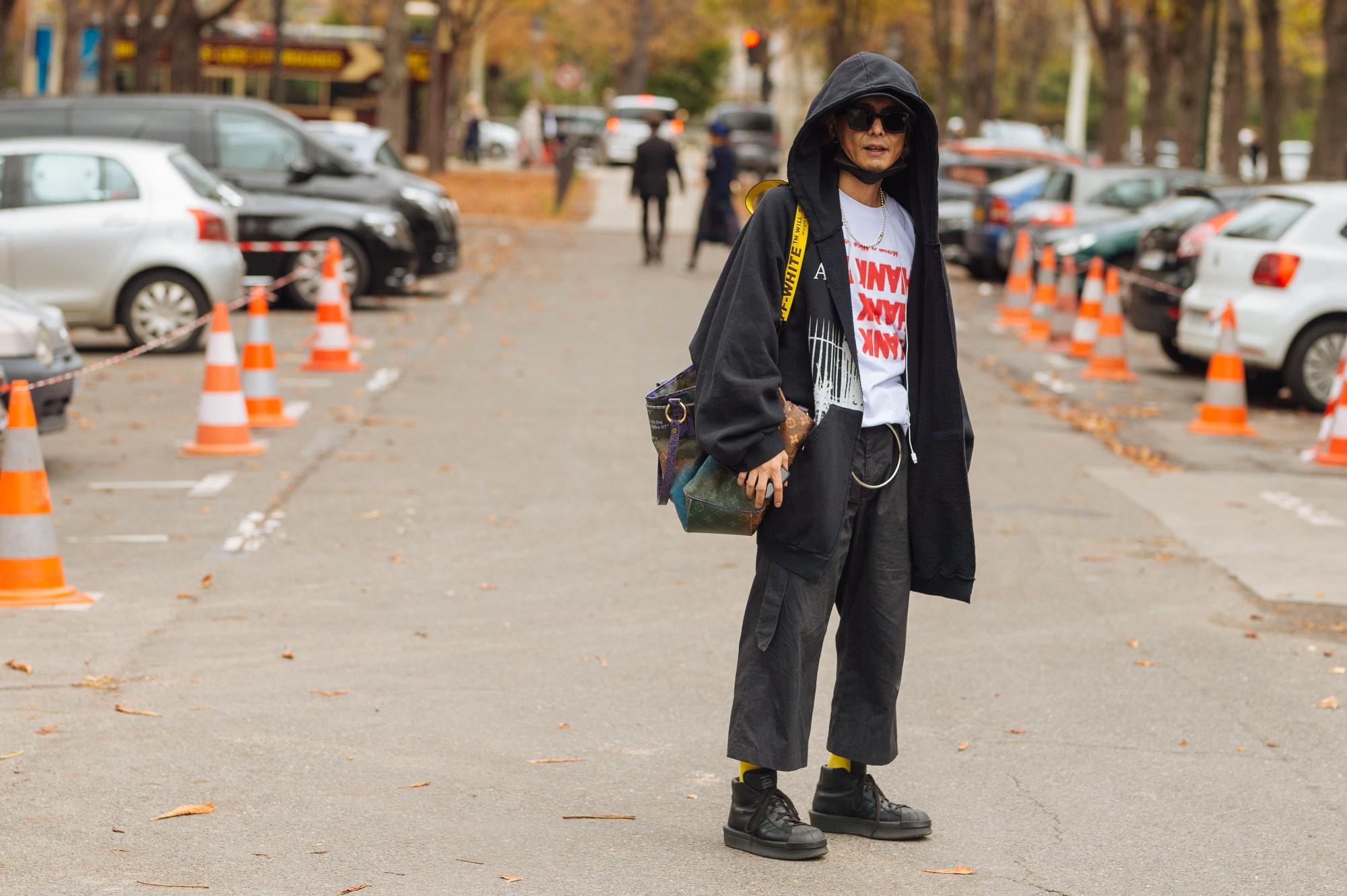 Street Style: Paris Fashion Week Part 7