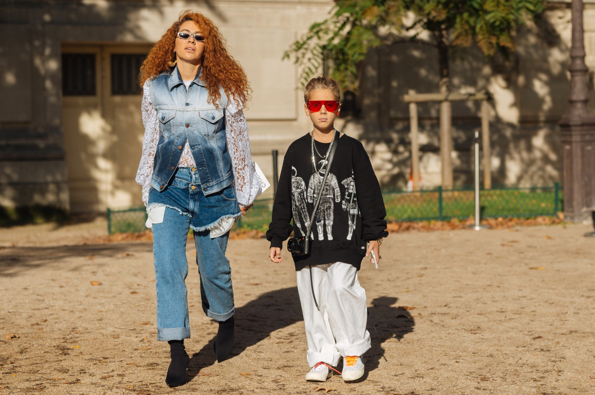 Street Style: Paris Fashion Week Part 8