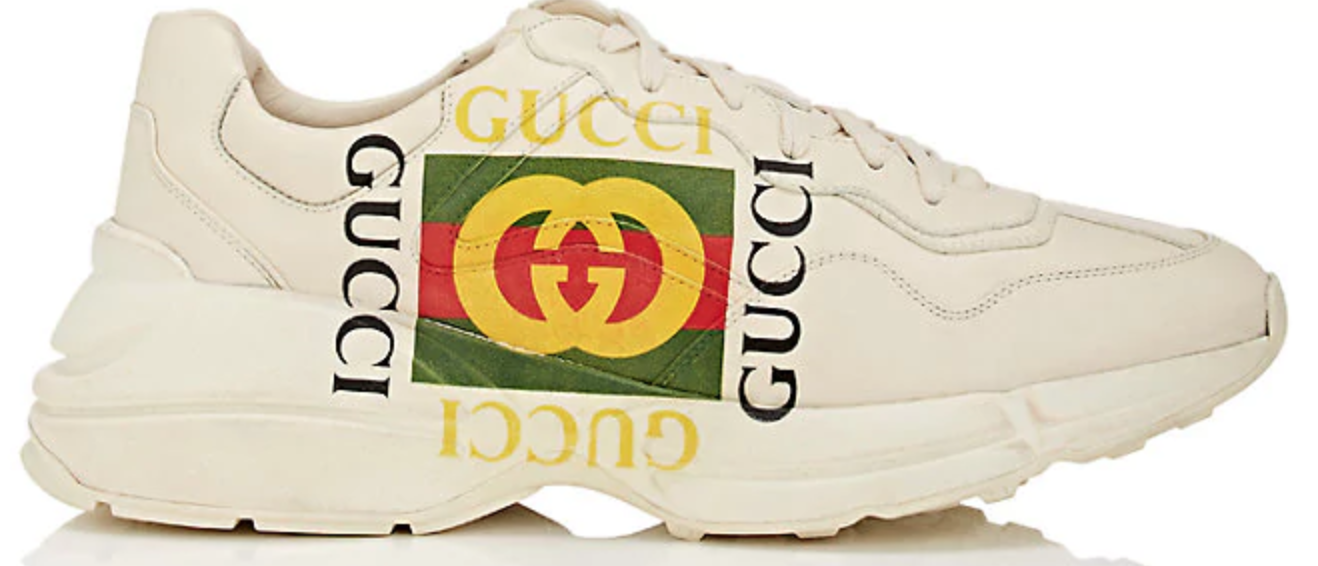 Gucci's Gara Sneaker Is Available To Pre-Order From Barneys Now