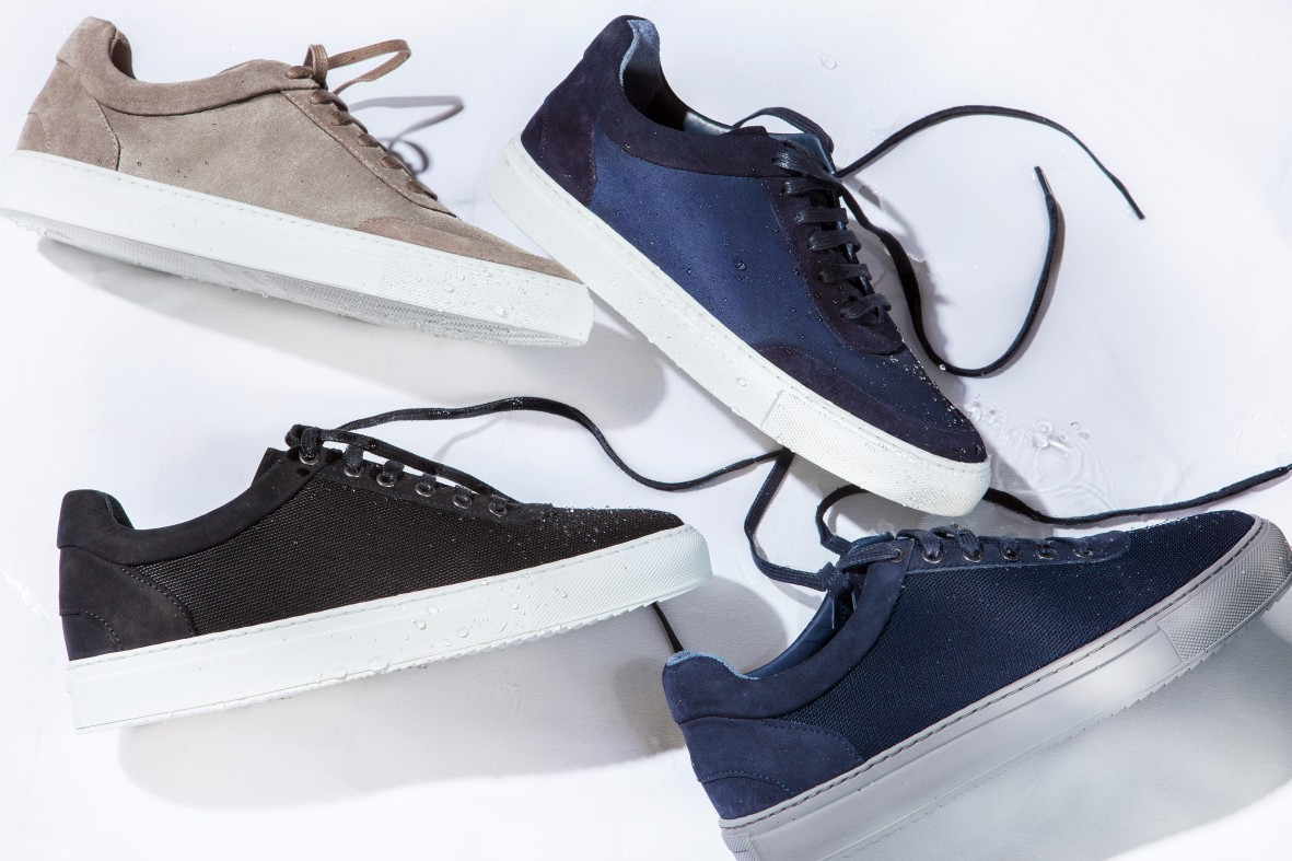 Weatherproof but Stylish Sneakers Brought to you by North-89
