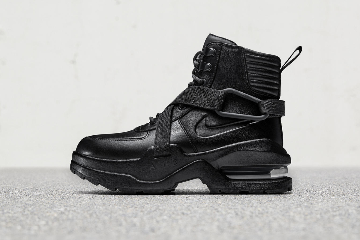 Nike Release The Air Max Goadome In Black
