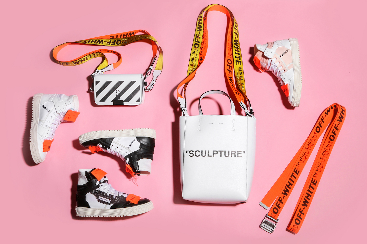 OFF-WHITE x MyTheresa Launch Collaborative Collection