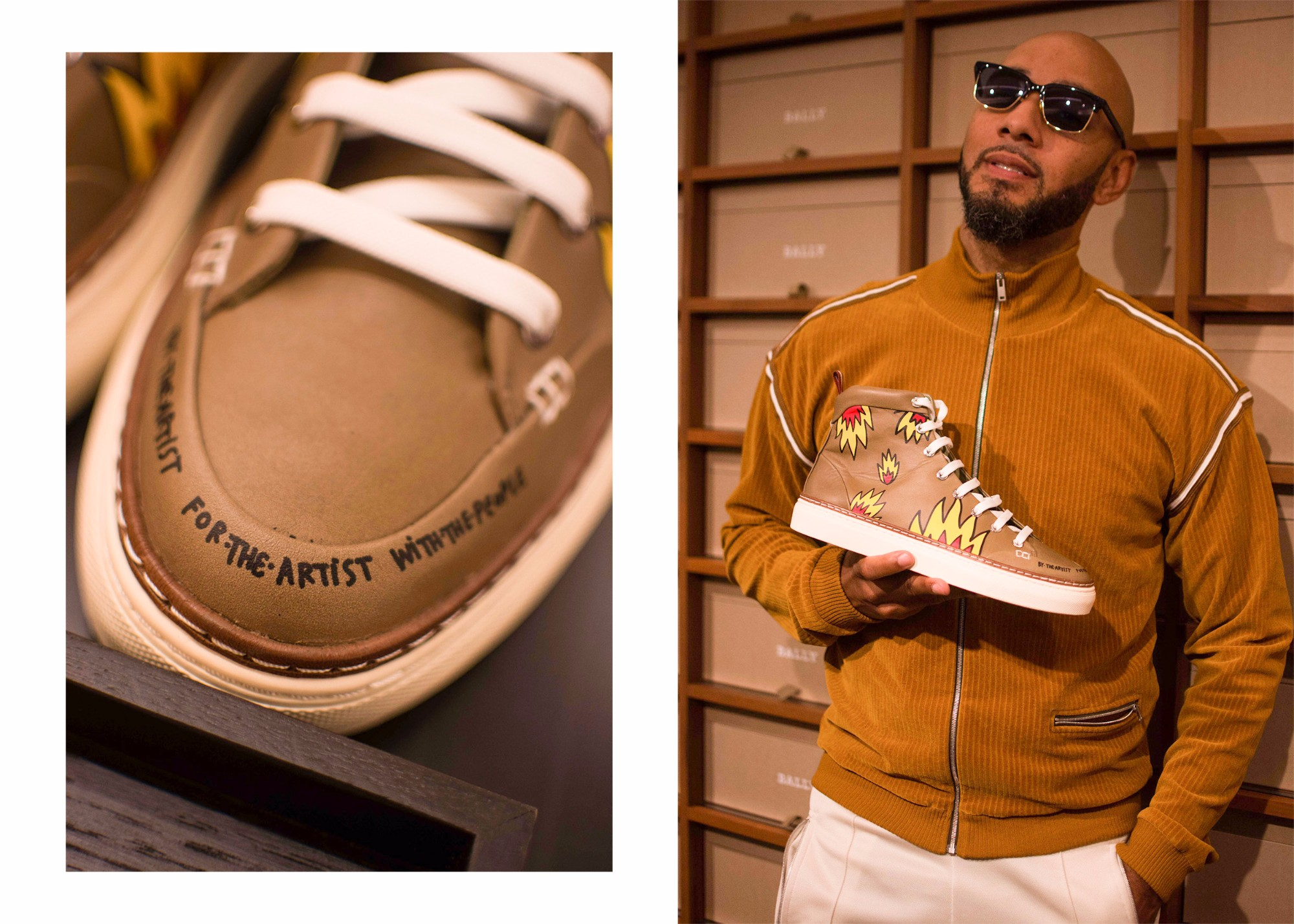 PAUSE Meets: Swizz Beatz on his Collaboration with Bally