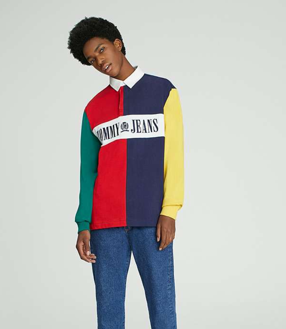 Our Favourite Items from the Tommy Jeans 90's Capsule Collection