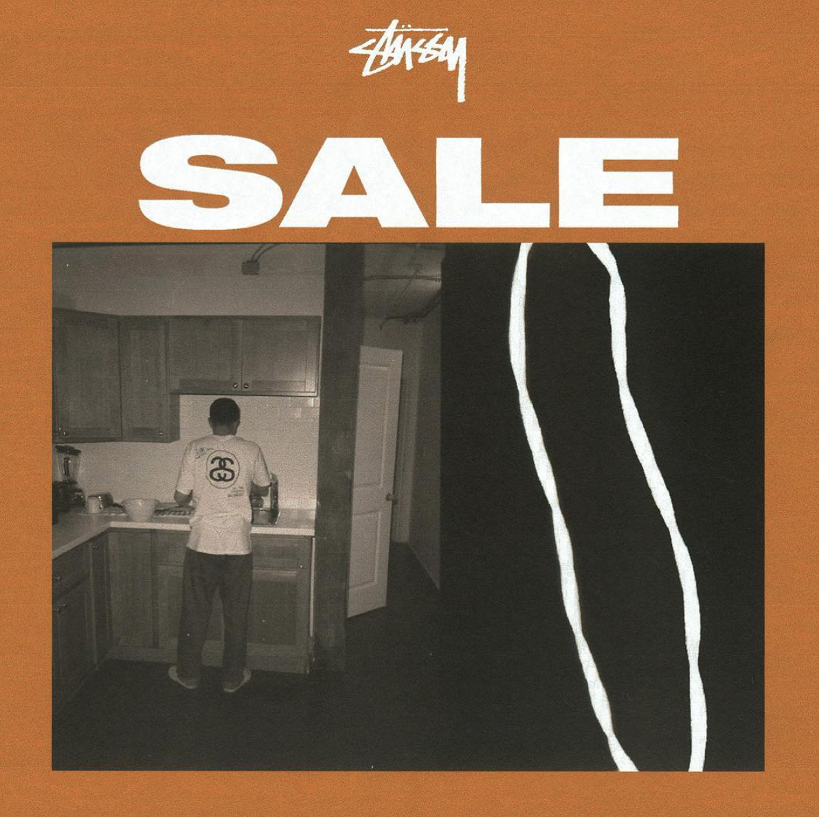Stüssy Announce New York Sample Sale