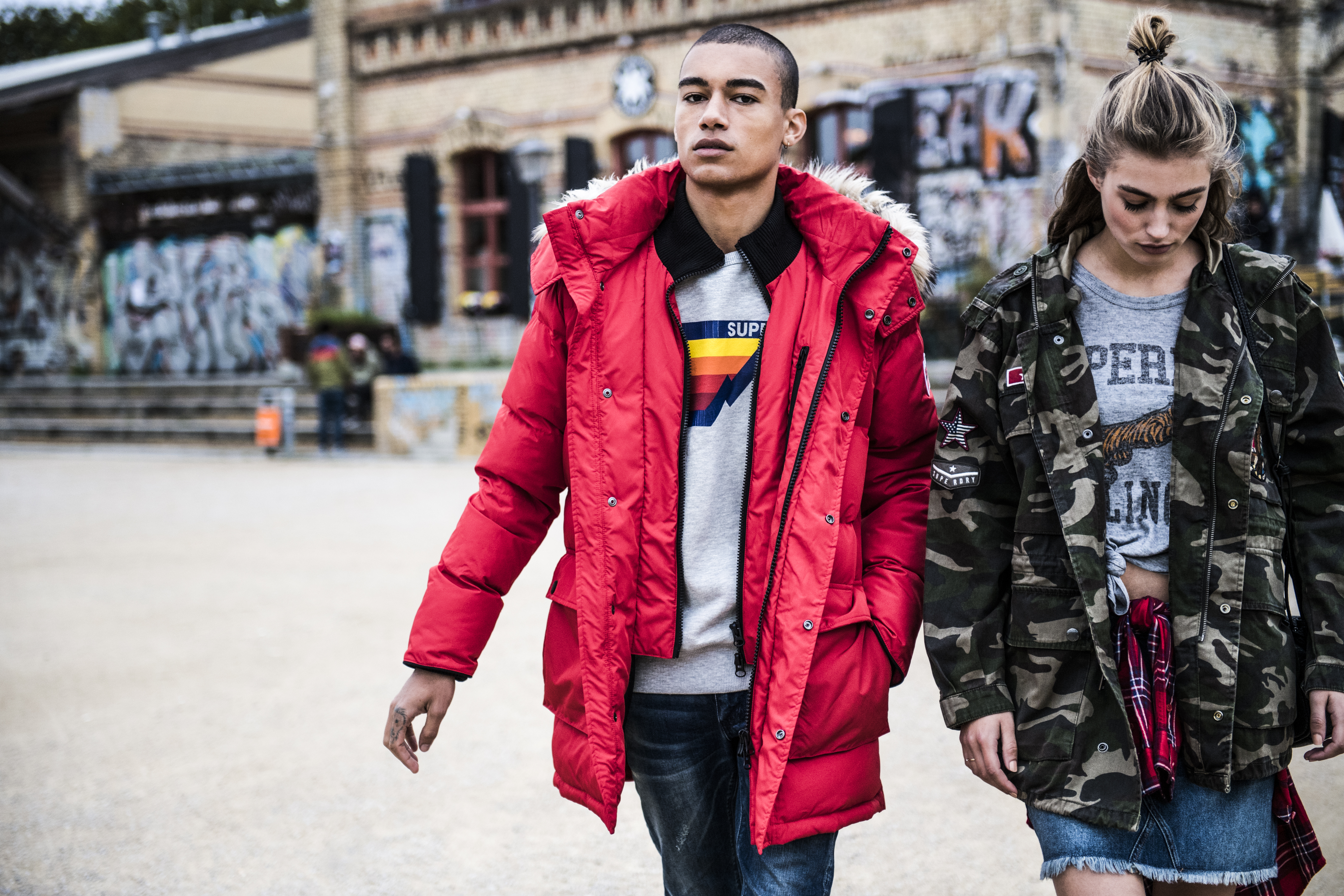 Superdry Offers Style and Functionality in their AW17 Collection