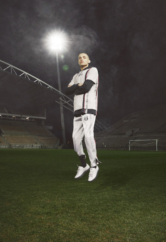 PUMA and Trapstar Turn to Football For Their Fall Collection