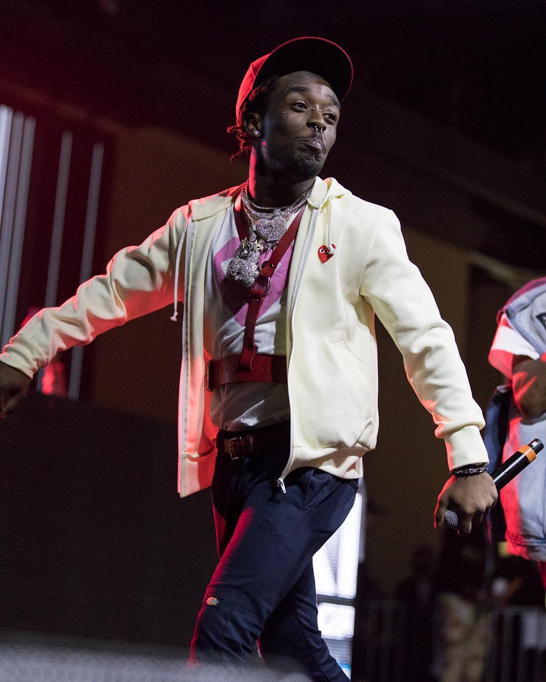 SPOTTED: Lil Uzi Vert Performs at ComplexCon Rockin' Comme des Garçons and Dickies
