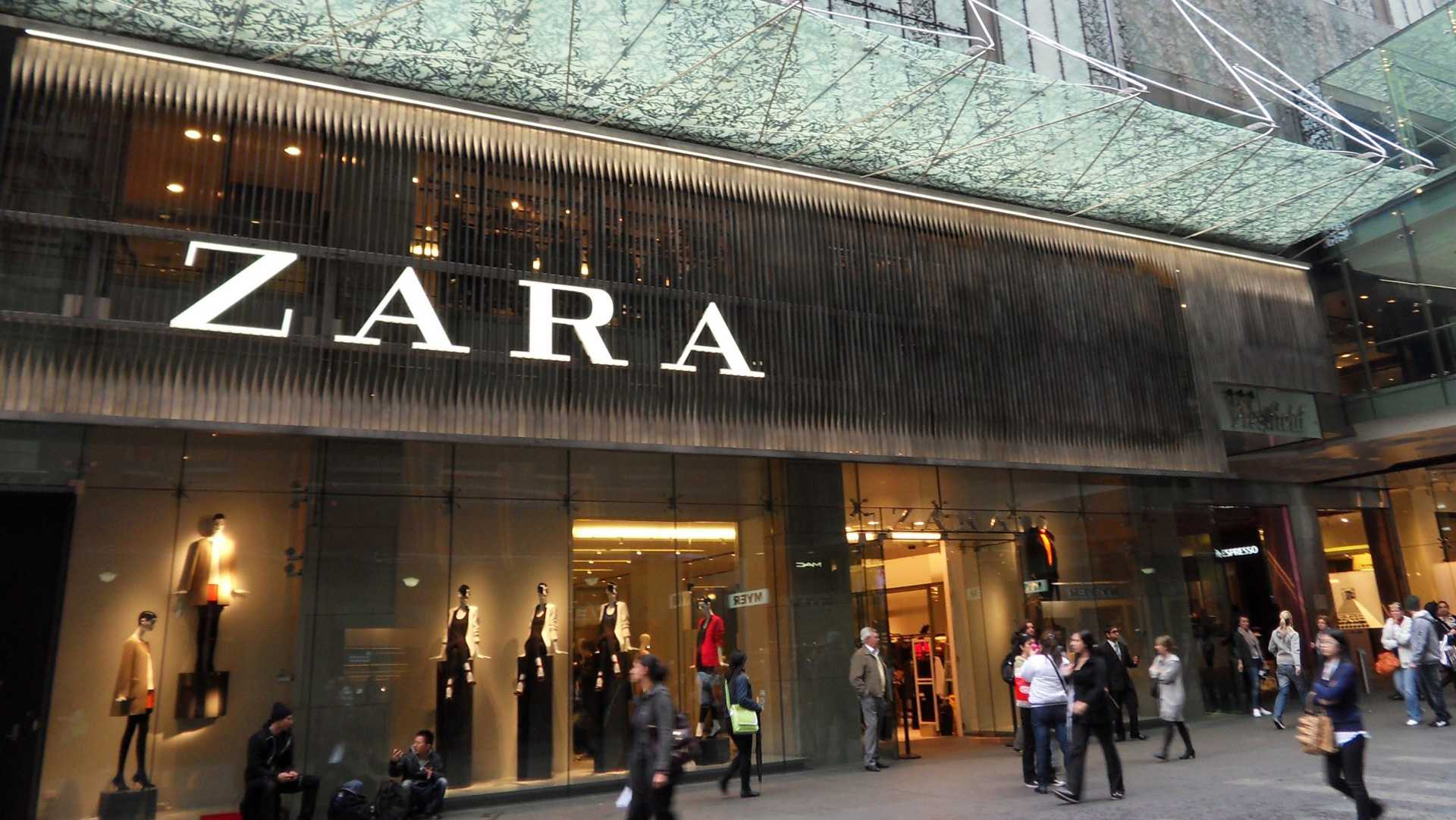 Unpaid Zara Employees Left Notes For The Public Within The Band's Products