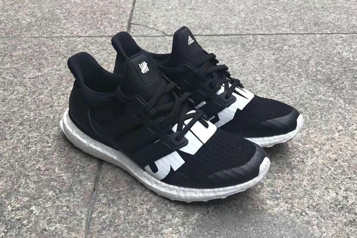 Take a Look at The UNDEFEATED × adidas Ultra Boost Releasing Next Year