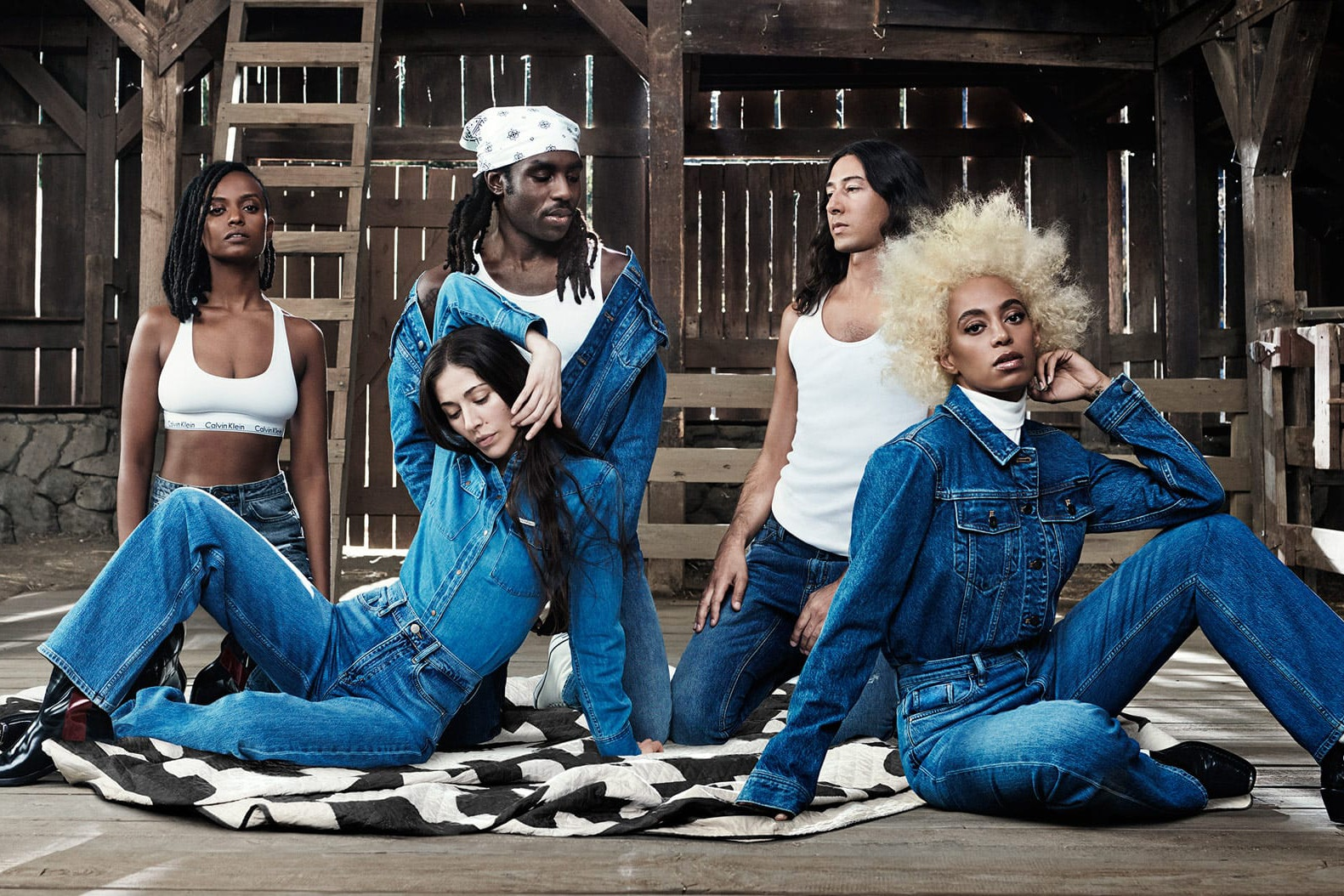 Solange, Kelela, Dev Hynes and More All Feature in Calvin Klein's Recent Campaign