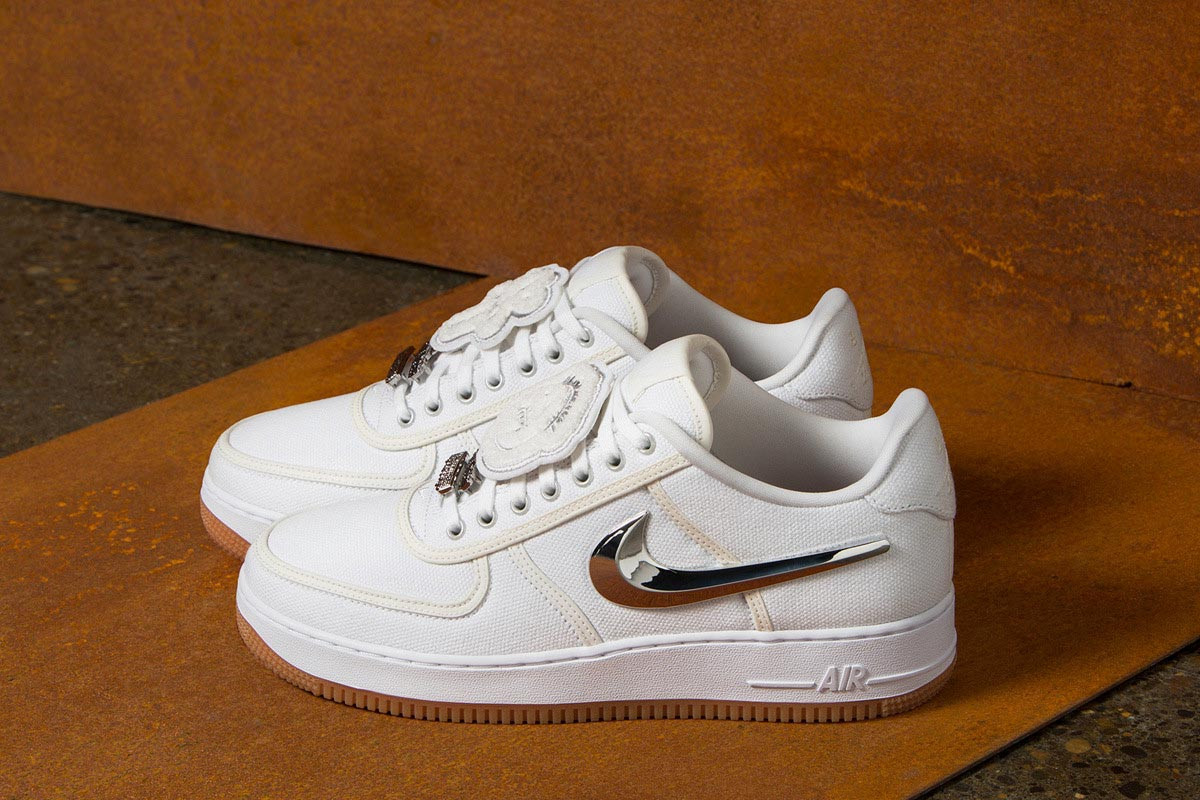 How to Cop the Travis Scott x Nike Air Force 1 Lows