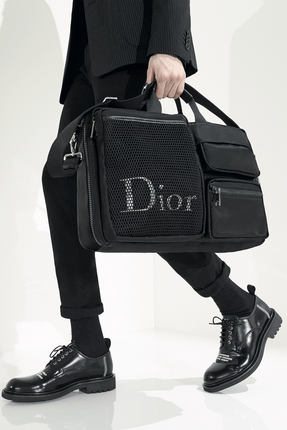 Dior Homme Are Showing-Off Their Playground Bag Collection