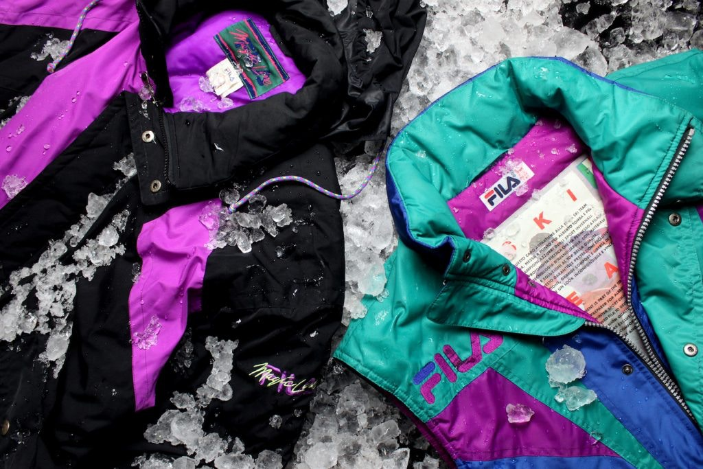 Too Hot Limited and FILA Have Released Some A* Vintage Pieces