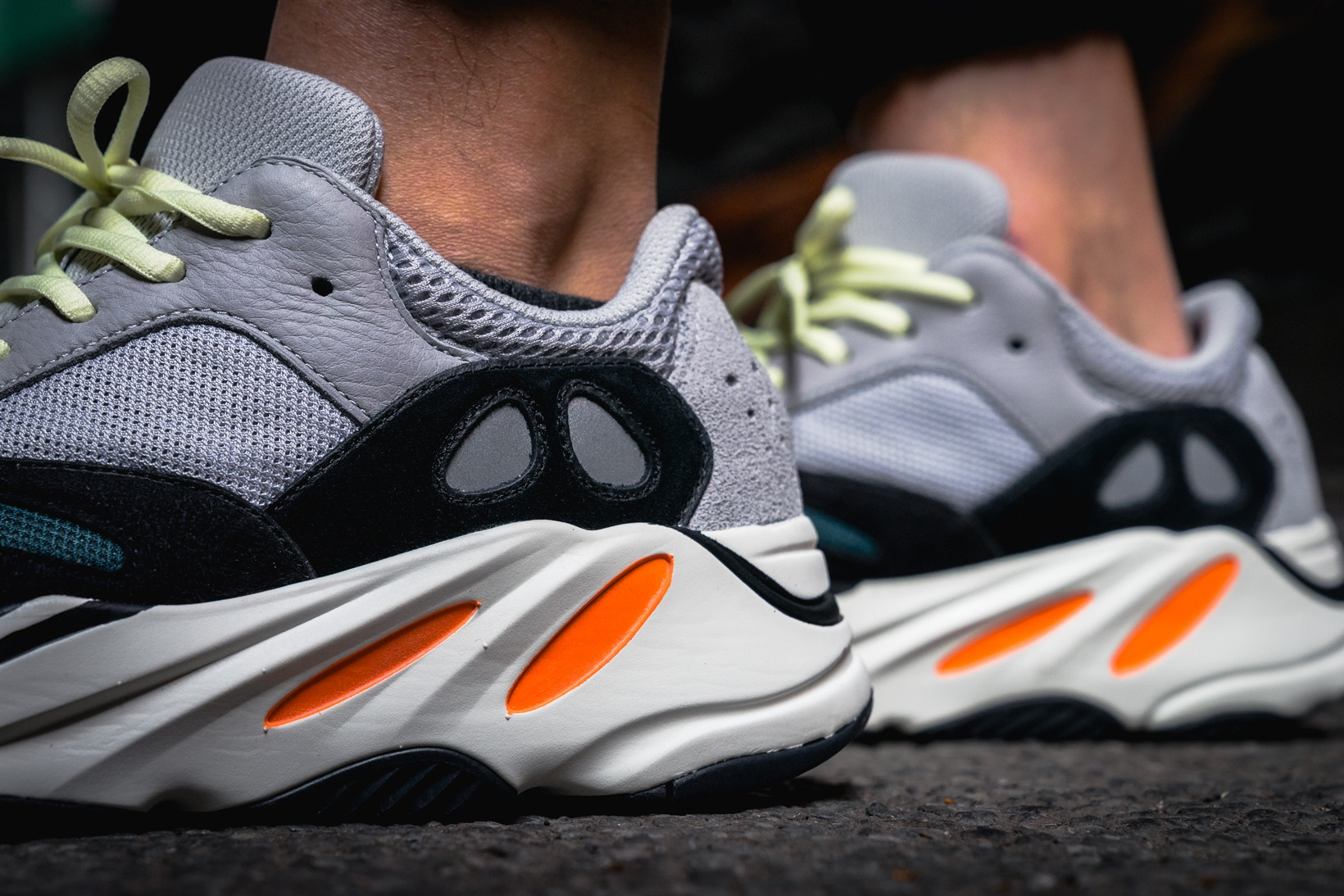 The Closest Look at The adidas YEEZY BOOST 700 Yet