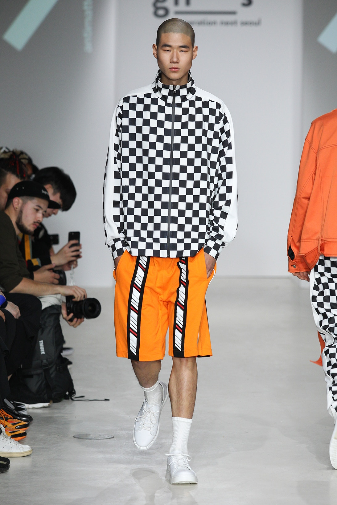 ANTIMATTER Revamps Sportswear for Spring/Summer 2018