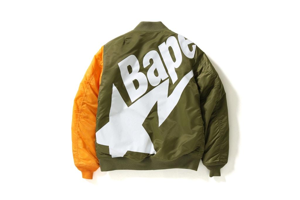 "Introducing BAPE's Fall/Winter 2017 ""BIG APE"" Collection"