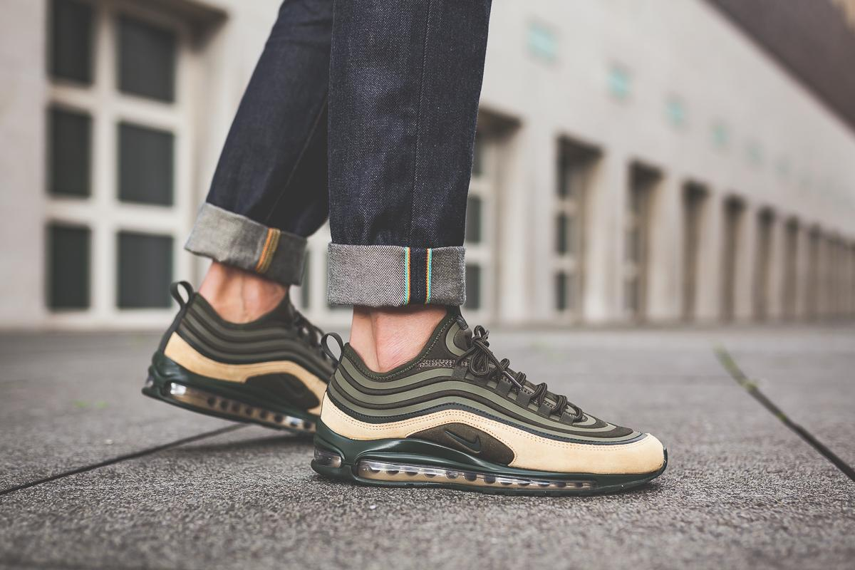 The Nike Air Max 97 UL 'Sequoia' Is Perfect For Fall