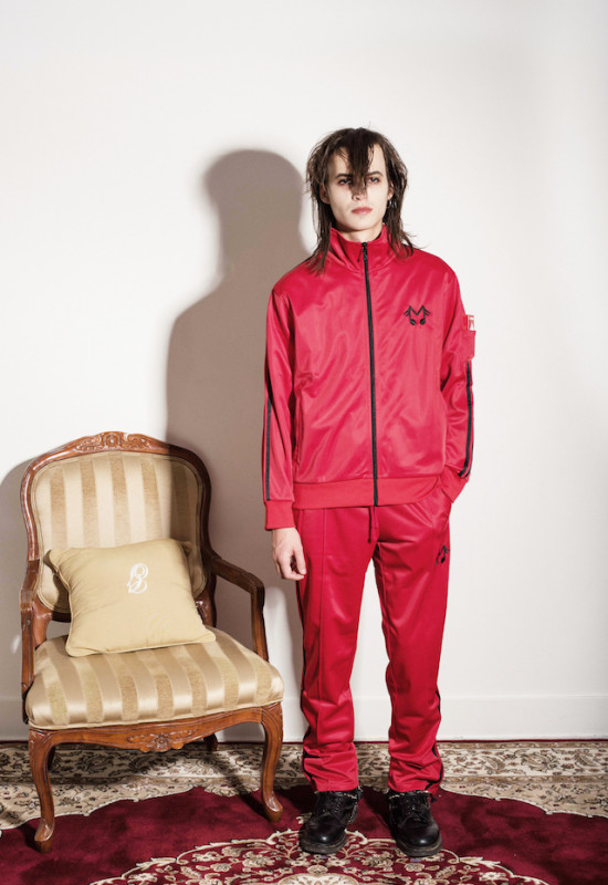 Midnight Studios Teams-Up With Bauhaus For Post-Punk Inspired Collection