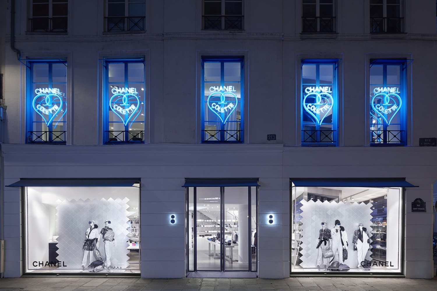 Chanel Takes Over Colette For NMD Release