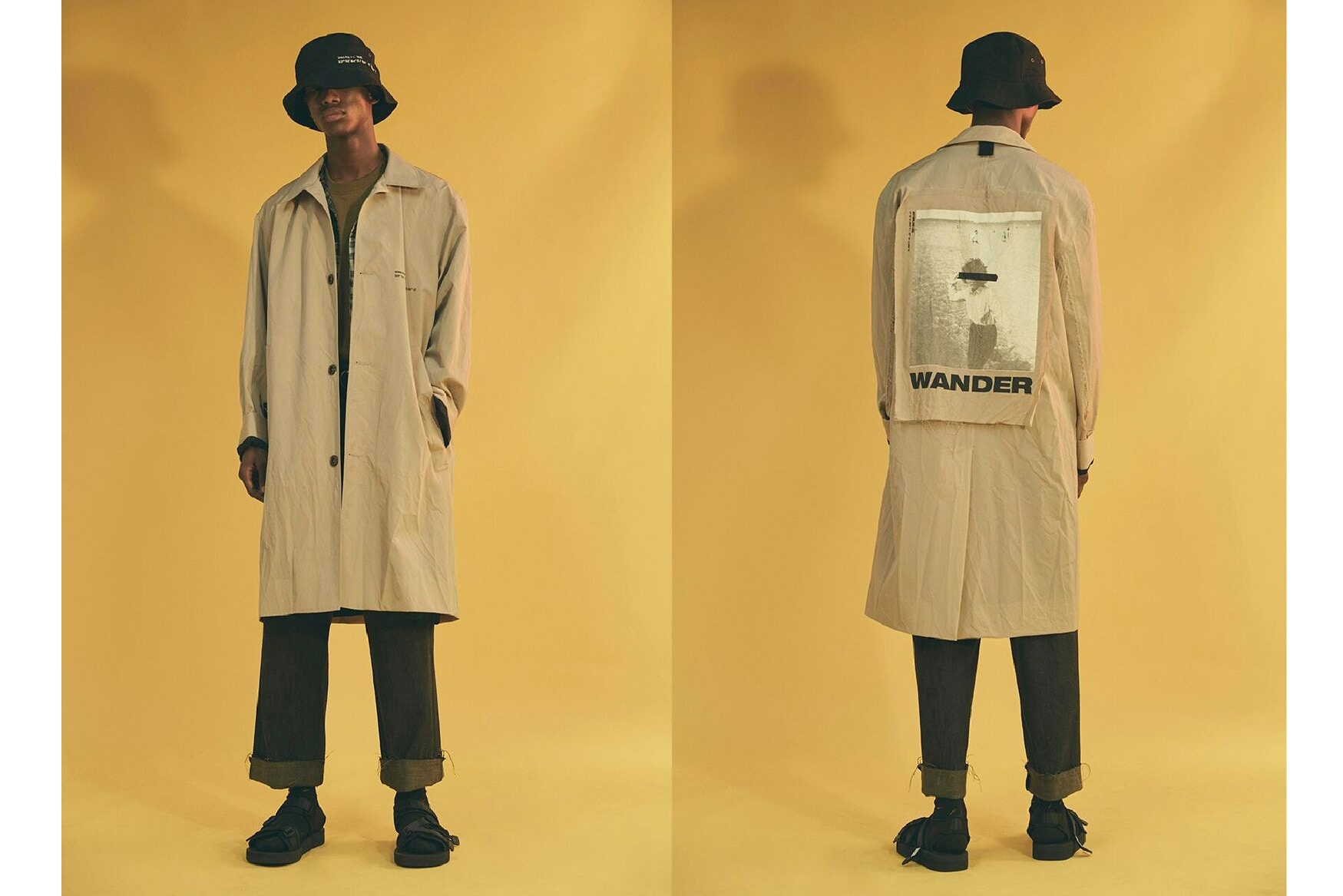 """A Look at Song for the Mute's """"Wander"""" Collection for SS18"""