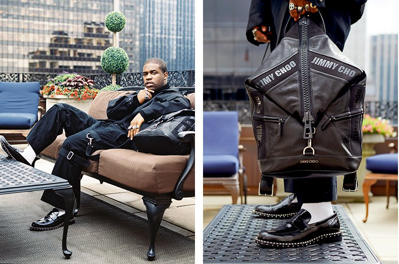 Jimmy Choo Release 'Autumn/Winter 2017 With A$AP Ferg' Style Diary