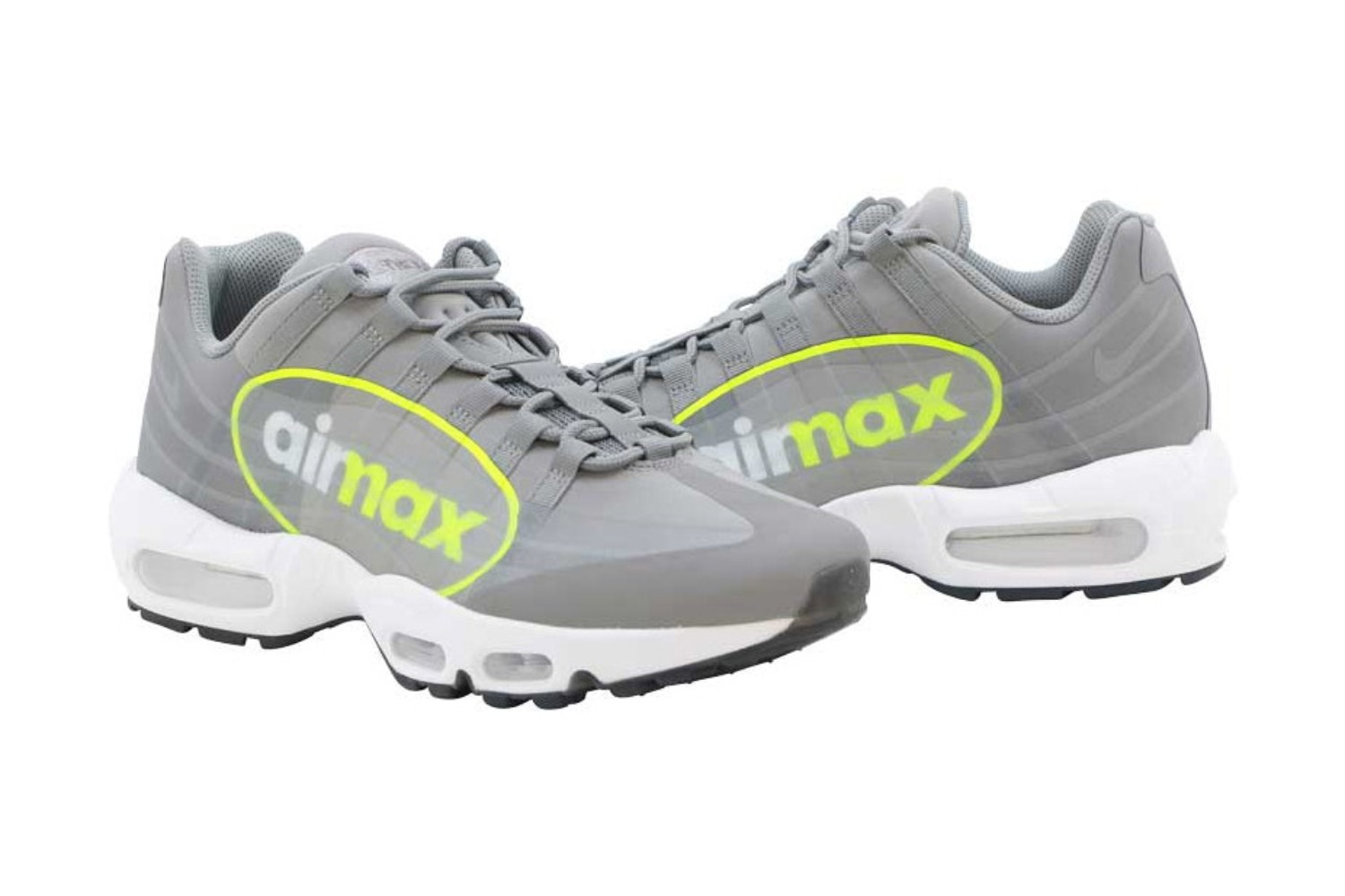 Stand Out With Oversized Logos: Nike Air Max 95