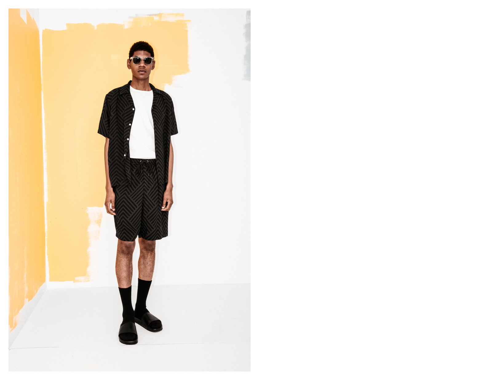 Saturdays NYC x MR PORTER Release Resort Capsule Collection