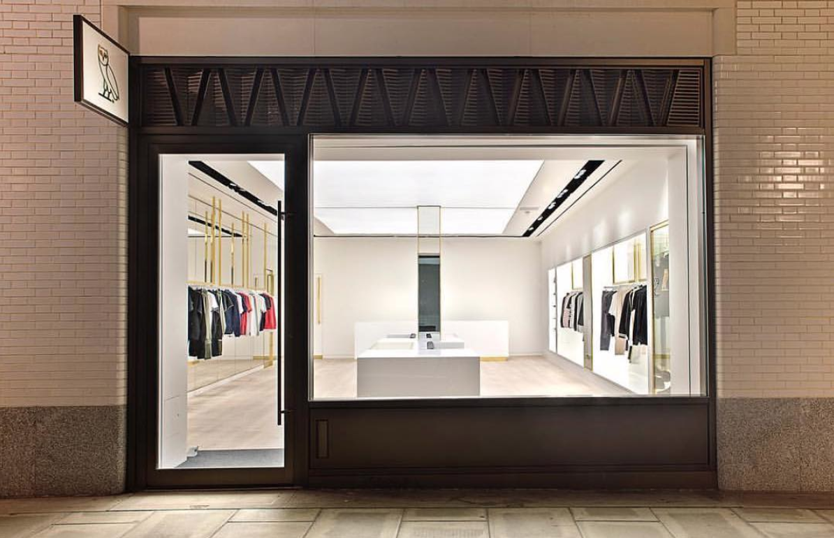 Drake's OVO Flagship Store in London is Opens This Friday
